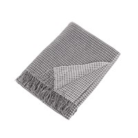 Zoeppritz Mesh Throw Medium Grey