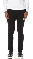Kappa Greenock Tech Fleece Track Pants Black