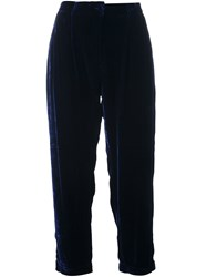 Mes Demoiselles 'Vincenzo' Tapered Trousers Blue