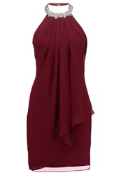 Laona Cocktail Dress Party Dress Velvet Rouge Red