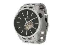Rip Curl Detroit Automatic Black Steel Watches