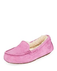 Ugg Ansley Moccasin Slippers Purple