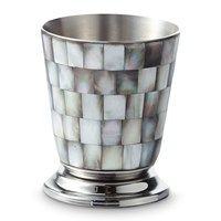 Julia Knight Classic Toothbrush Holder Tahitian Pearl