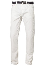 Tom Tailor Trousers White