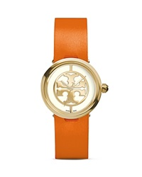 Tory Burch The Reva Watch 28Mm Orange