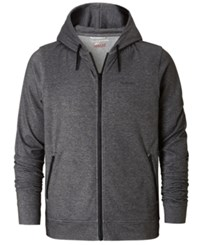 Craghoppers Nosilife Tilpa Hooded Jacket From Eastern Mountain Sports Black Pepper Marl