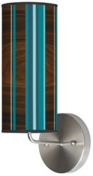 Jefdesigns Stripey Vertical Wall Sconce
