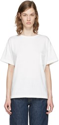 Chimala Off White Pocket T Shirt