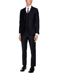 Eidos Suits And Jackets Suits Black