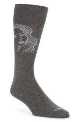Lorenzo Uomo Girl Socks Black