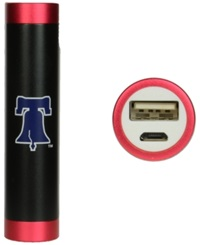 Mizco Philadelphia Phillies Powerbank Charger Red