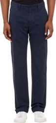 Barneys New York Slim Fit Chinos Blue