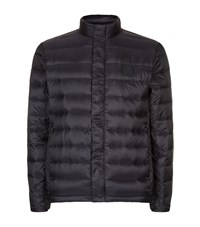 Paul Smith Ps By Down Puff Jacket Male Black
