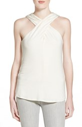 Women's Ella Moss 'Bella' Cross Front Sleeveless Top