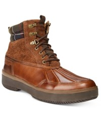 Barbour Men's Rhino Casual Boots Men's Shoes Brown