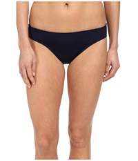 Carve Designs St. Barth Bottom Anchor Women's Swimwear Burgundy