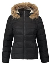 Teddy Smith Brety Winter Jacket Noir Black