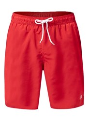Topman Red Board Shorts