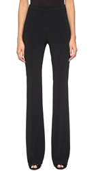Giambattista Valli Cady Flare Pants Black