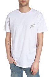 Barney Cools Men's Seagull Mate Embroidered T Shirt
