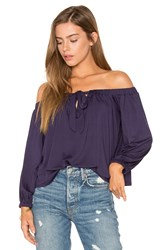 Rachel Pally Marc Top Blue