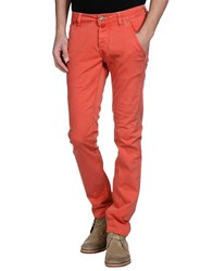 Jacob Cohen Jacob Coh N Trousers Casual Trousers Men Red