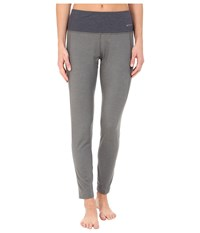 Spyder Athlete T Hot Wool Pants Image Gray Depth Women's Workout