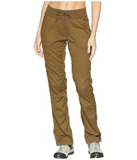 The North Face Aphrodite 2.0 Pants Beech Green Casual Pants Brown