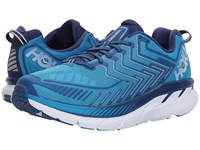 Hoka One One Clifton 4 Diva Blue True Blue Men's Running Shoes