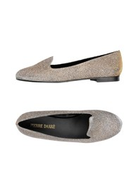 Pierre Darre Loafers Gold