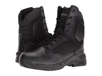 Magnum Strike Force 8 Side Zip Waterproof Black Men's Waterproof Boots
