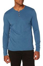 Threads For Thought Men's Standard Henley Periscope