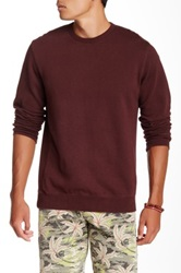 Quiksilver The Crew Sweater Red
