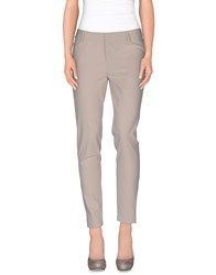 Dekker Trousers Casual Trousers Women Dove Grey