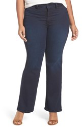 Nydj Plus Size Women's Isabella Stretch Trouser Jeans