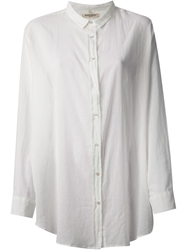 Levi's Made And Crafted Classic Shirt White