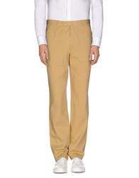 Aquascutum London Aquascutum Trousers Casual Trousers Men Sand