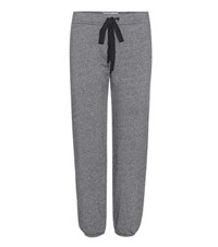 Current Elliott The Varsity Cotton Blend Sweatpants Grey