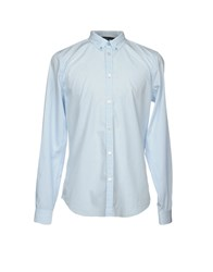 Marc By Marc Jacobs Shirts Sky Blue
