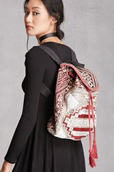 Forever 21 Alex And Max Sequined Backpack