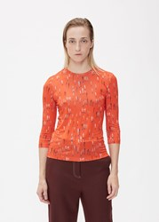 Stine Goya Long Sleeve May Top Leave A Trace