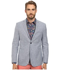 Moods Of Norway Jonas Tonning Suit Jacket 151374 Mid Blue Men's Jacket
