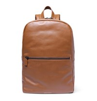 Common Projects Cross Grain Leather Backpack Brown