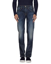 Htc Denim Denim Trousers Men Blue