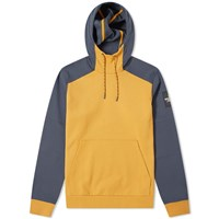 The North Face Fine 2 Box Hoody Yellow