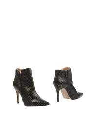 Marian Ankle Boots Steel Grey
