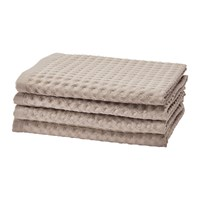 Aquanova Erin Towel Beige Neutral