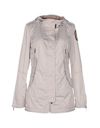 Parajumpers Coats And Jackets Full Length Jackets Women Ivory