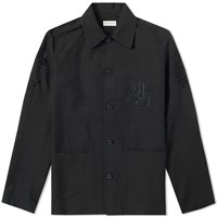 Dries Van Noten Cardiff Chore Jacket Black