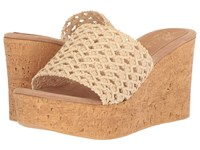Sbicca On Duty Natural Wedge Shoes Beige